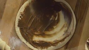 Söt tortilla lager videofilmer