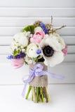 Söt vårbukett Royaltyfria Foton