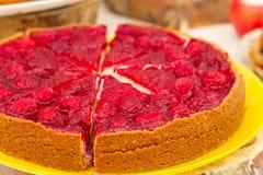 söta cakes Royaltyfria Foton