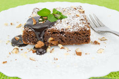 söta chokladpralines royaltyfria foton