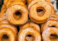söta donuts Arkivbild