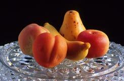 söta frukter Royaltyfri Bild