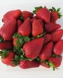 söta jordgubbar Royaltyfria Foton