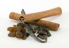 söta kryddor Arkivbilder