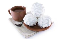 Söta marshmallower royaltyfri foto