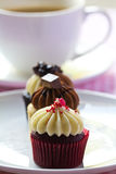 Söta muffin Royaltyfri Foto