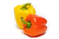 söta spansk peppar Arkivfoto