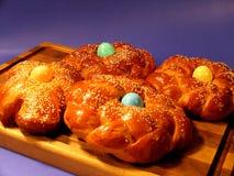 sött bröd Arkivfoto