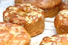 sött traditionellt bröd Royaltyfri Fotografi