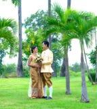 So süß heiraten Sie Paare Lizenzfreie Stockfotografie
