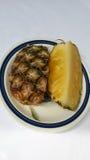 Süße Ananas lizenzfreies stockfoto