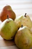 Süße Birnenfrucht lizenzfreie stockfotografie