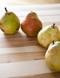 Süße Birnenfrucht stockfotos