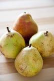 Süße Birnenfrucht stockfoto