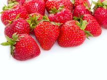 Süße Erdbeere Stockbilder