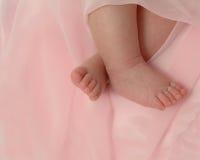Süße Füße stockfotografie
