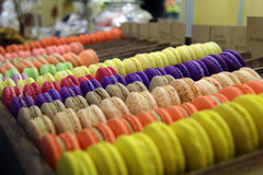Süße Farben Stockbild