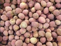 Süße Früchte auf Platte Lizenzfreie Stockfotografie