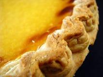 Süße Kartoffel-Torte Stockfotos