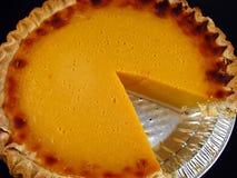 Süße Kartoffel-Torte Lizenzfreies Stockfoto