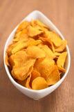Süße Kartoffelchips Lizenzfreie Stockbilder