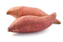 Süße Kartoffeln Stockfotografie