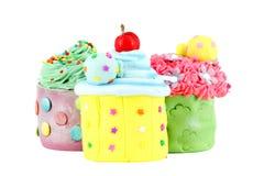 Süße kleine Kuchen Lizenzfreies Stockfoto