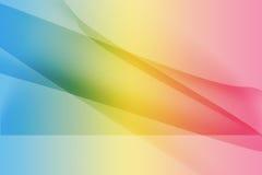 Süße Kurvenlinie Hintergrund lizenzfreie stockbilder