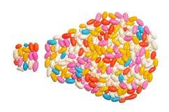 Süße Lampe Lizenzfreies Stockfoto