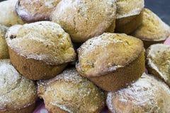Süße Muffins Stockfotografie