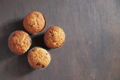 Süße Muffins Lizenzfreies Stockfoto