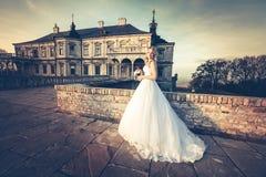Süße Paar-Hochzeit Lizenzfreie Stockbilder