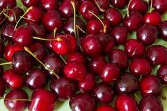 Süße rote Beerenbeschaffenheit lizenzfreie stockbilder