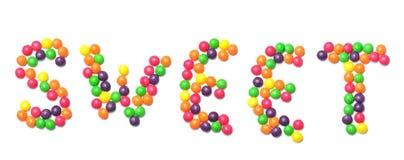 Süße Süßigkeit Lizenzfreie Stockfotos