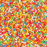 Süße Süßigkeiten, die Gebäckdekoration verbreiten stockfotos
