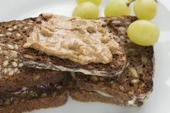 Süße Sandwiche für Ihr Mittagessen Stockfoto