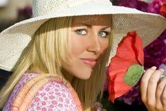 Süße Schönheit Lizenzfreies Stockfoto