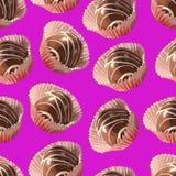 Süße Schokolade Stockfoto
