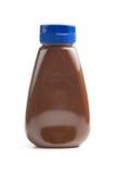 Süße Schokolade in der Flasche Lizenzfreie Stockfotografie