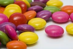 Süße Smarties Lizenzfreie Stockfotografie