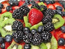 Süße Sommer-Beeren Lizenzfreies Stockfoto
