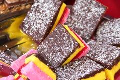 Süße Torte Stockbilder