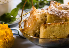 Süße Torte Stockfoto