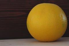 Süße und saftige Orange Stockfoto