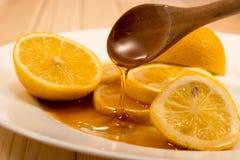 Süße Zitrone Lizenzfreies Stockbild