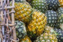 Süßer Ananas-Stapelgarten Lizenzfreies Stockbild