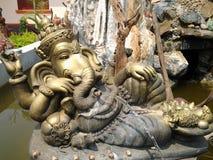 Süßer Buddha stockbilder