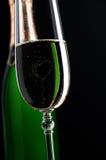 Süßer Champagner Lizenzfreie Stockfotos