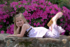 Süßer Garten Lizenzfreie Stockbilder