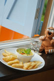 Süßer grüner Curry Lizenzfreies Stockbild